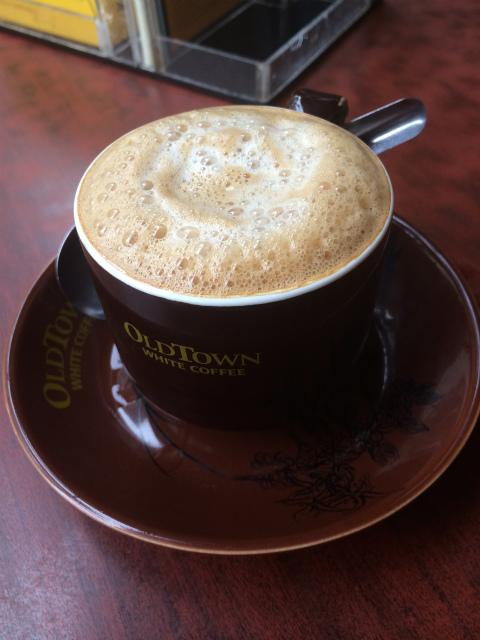 オールドタウン・ホワイトコーヒー